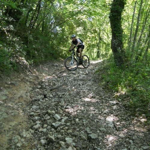 Enduro/All Mountain, mezza giornata - Terni