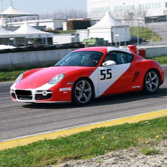 Esperienza drifting al Circuito di Precenicco (UD)