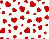 Geschenkpapier Herzen