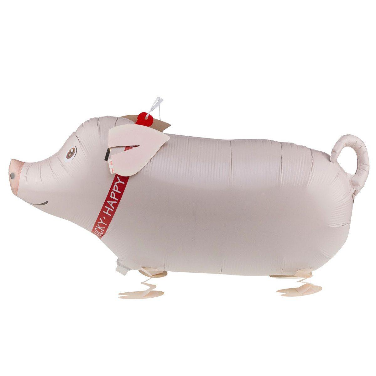 """Helium-Ballon """"Schweinchen"""""""