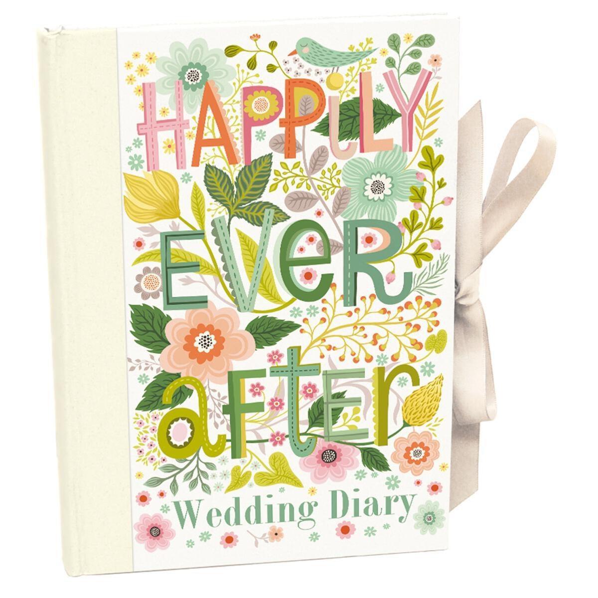 Hochzeit Tagesbuch