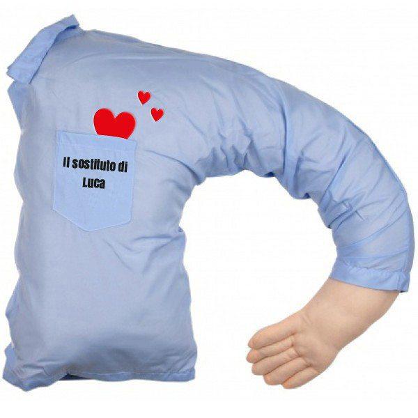 """IT - Cuscino """"Abbraccio"""""""
