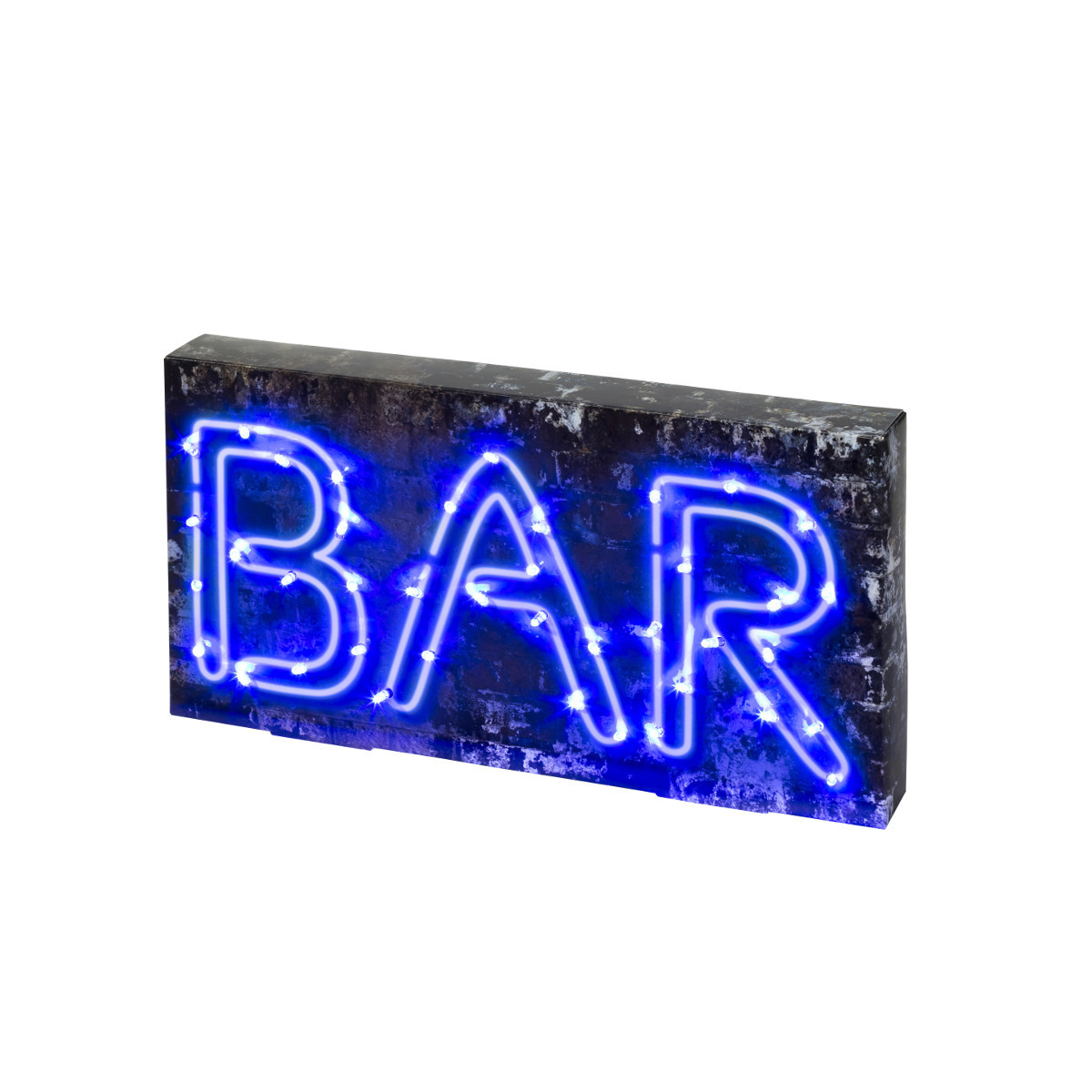 """LED-Schild """"Bar"""""""