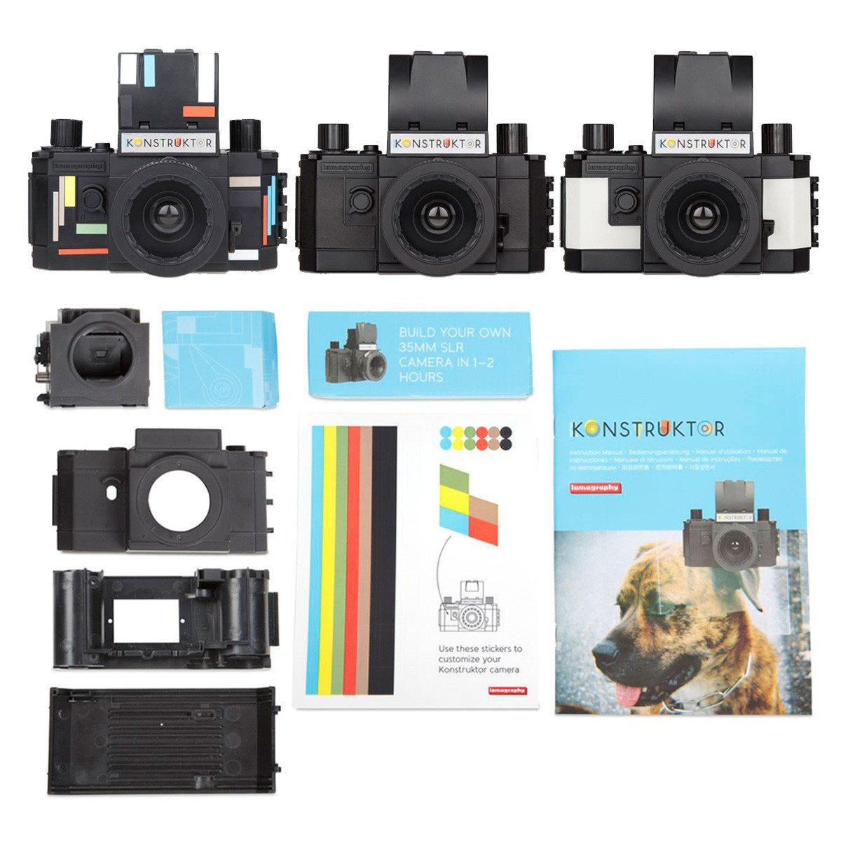 Lomo Konstruktor-Kamera