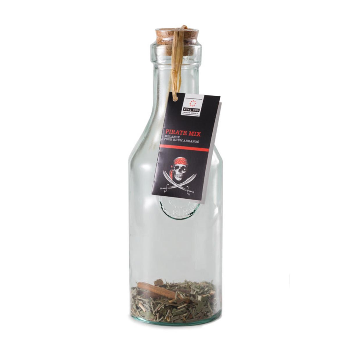 Piratenrum – Gewürzmischung mit Flasche