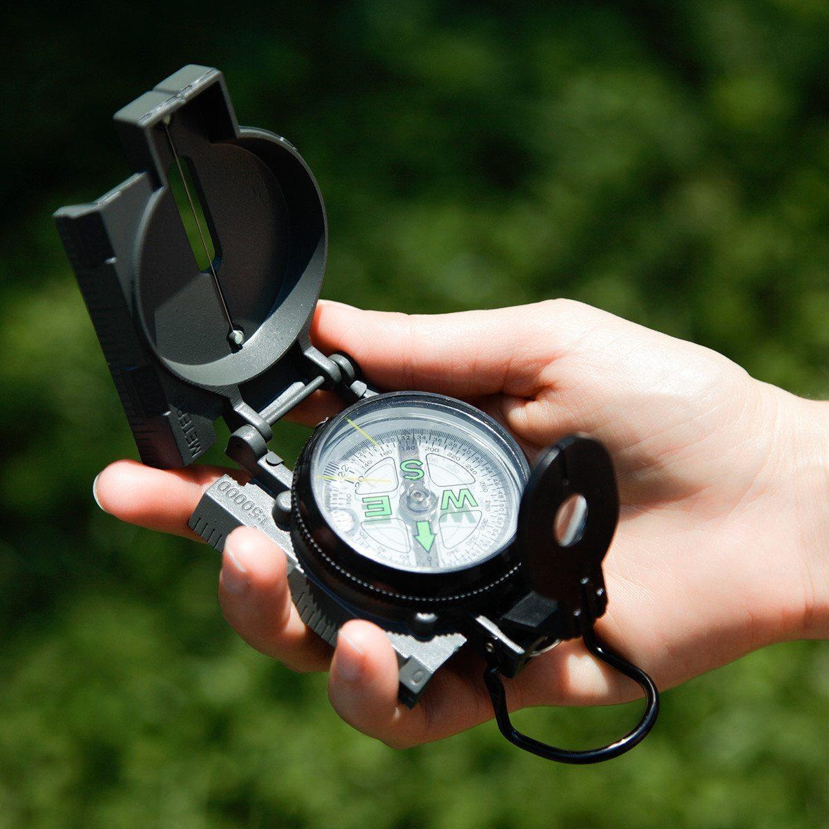 Praktischer Kompass