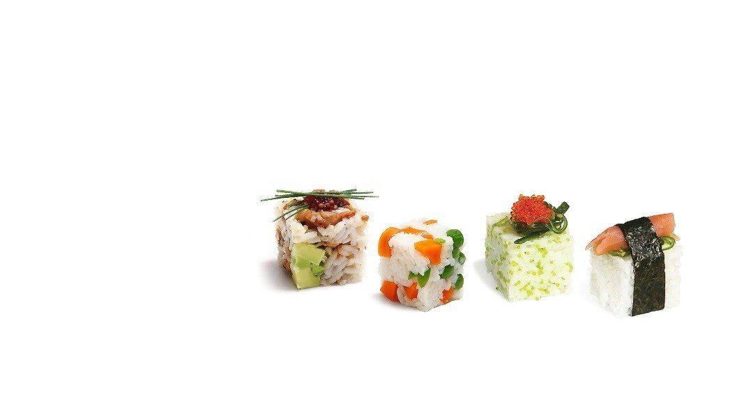 Rice Cube - Formine per il sushi