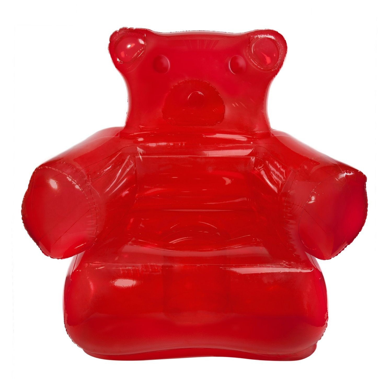 Poltrona gonfiabile - Gummy Bear