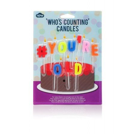 Candele - #You're old!