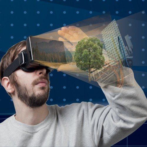 Immerse - Occhiali per la realtà virtuale