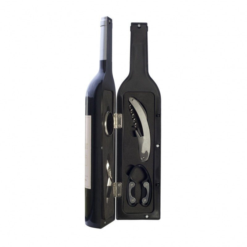 "Set apribottiglia ""Wine bottle"""