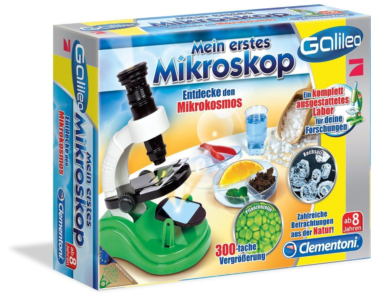 Microscopio Galileo
