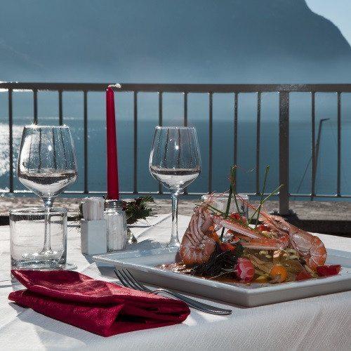Soggiorno di lusso con spa e cena per due lovere lago d for Soggiorno in spa