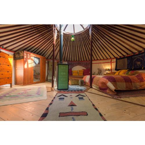 ... spirituale in yurta con massaggio per due  Torino  Regali.it