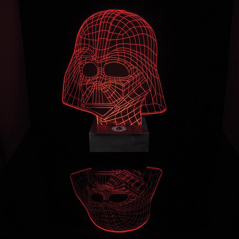 Star Wars: Darth Vader – Lampe aus Acrylglas