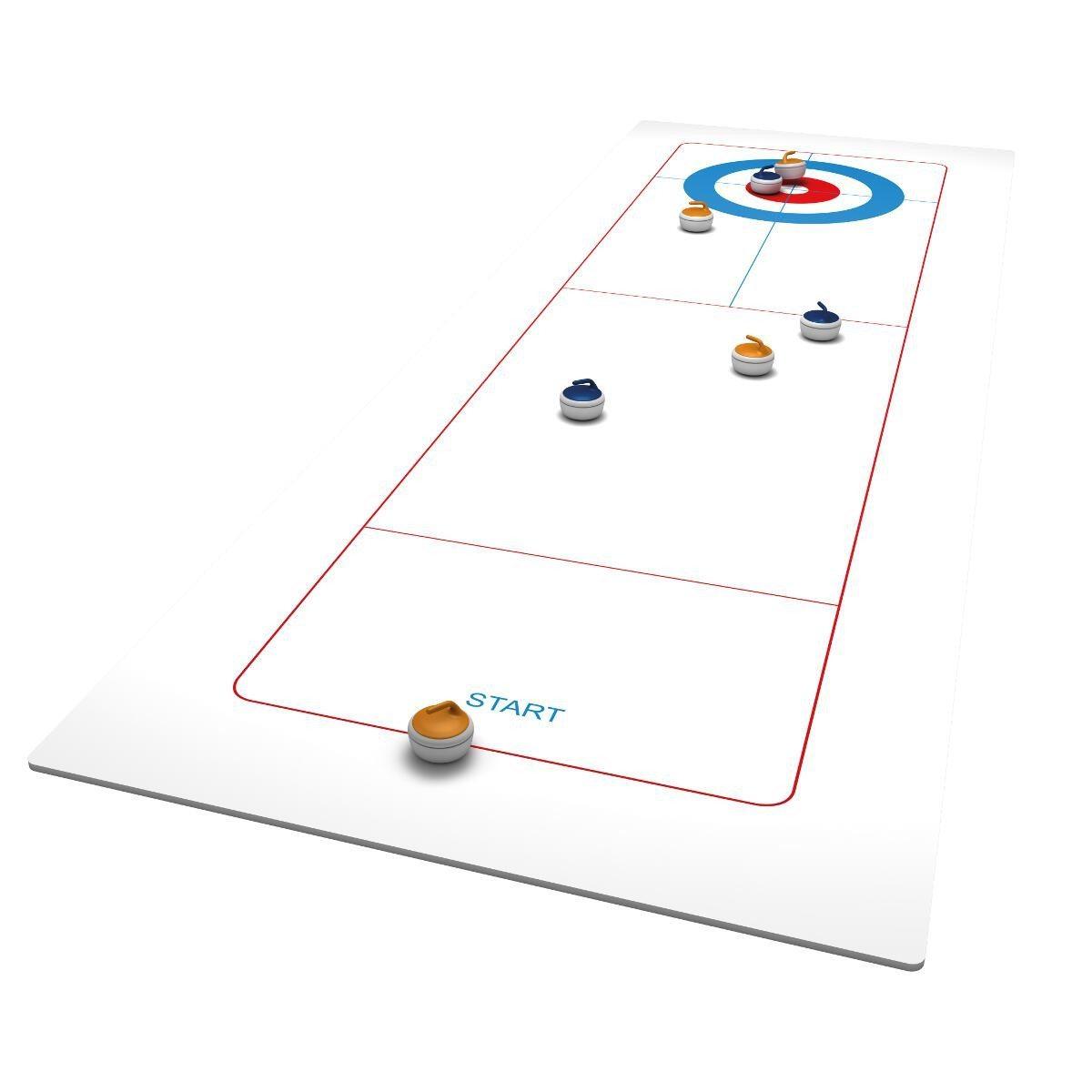 Tisch-Curling