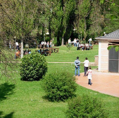 Tour guidato in mountain bike del Parco Fluviale - Terni