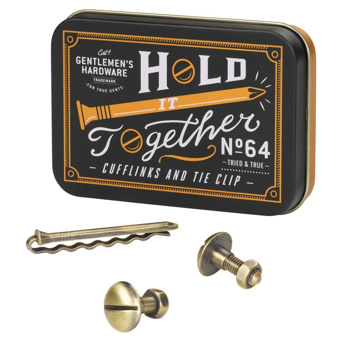 """Vintage-Set """"für den eleganten Handwerker"""""""