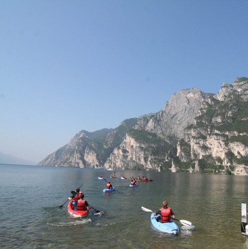 """Water Sport Weekend"" per due persone - Lago di Garda"