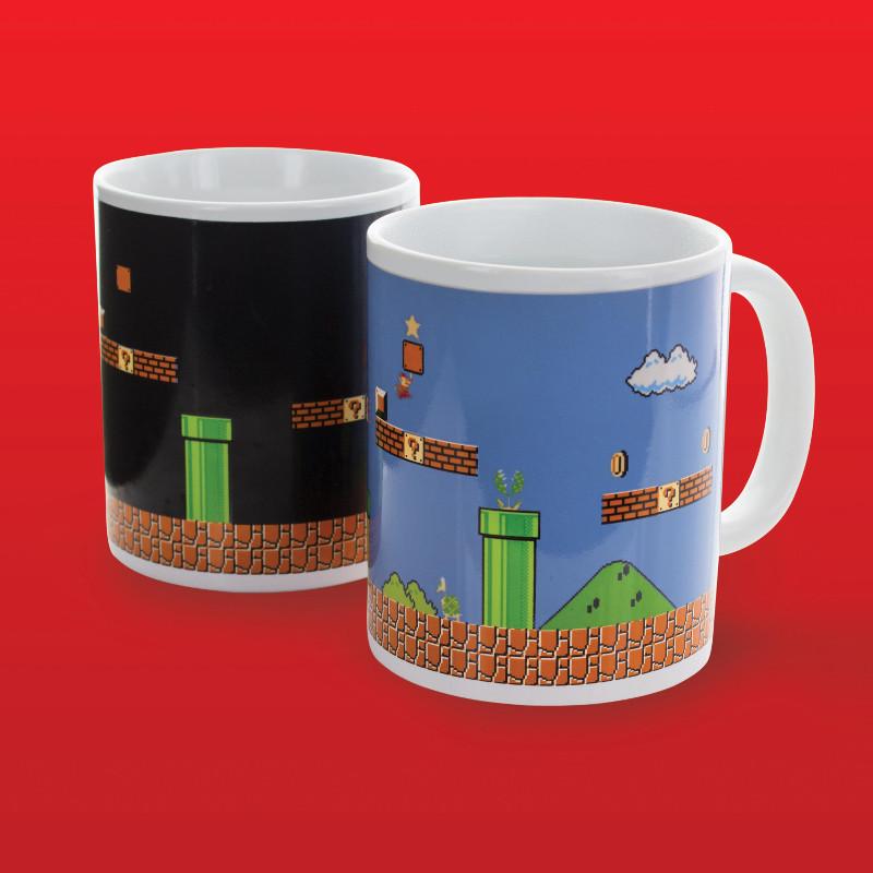"Zaubertasse ""Super Mario Bros."""