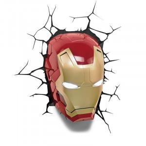 3D-Licht: Iron Man