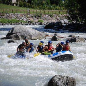 Aperitivo Rafting sul fiume Adda: Discesa e Happyhour - Sondrio - 1