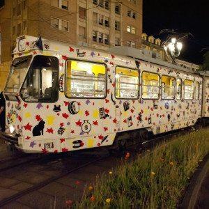 Aperitivo su tram per due persone - Torino