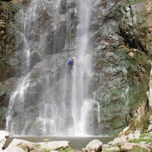AVVENTURA IN CANYONING ALLA FORRA DI PRODO - ORVIETO - 1