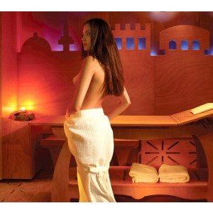 Benessere in Hammam: massaggio, maschera antiage, gommage  - Roma