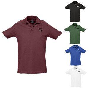 Bestickbares Polo Shirt für Männer