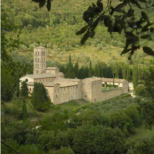 Breve soggiorno in antica Abbazia - Terni