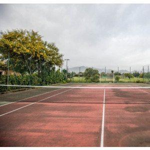 Campo da tennis privato in mezzo alla natura - Catania, Sicilia