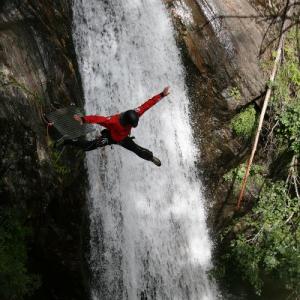 Canyoning in Val di Tures per torrentisti esperti - Alto Adige