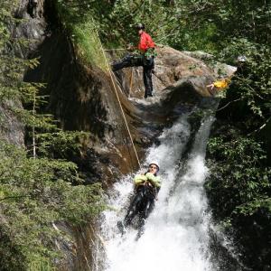 Canyoning per tutti tra le vette dell' Alto Adige - Campo Tures, Bolzano