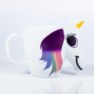 Tazza magica con Unicorno