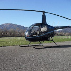 Conosci l'elicottero - Bergamo