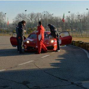 Corso di Guida Sicura di una Ferrari - Torino