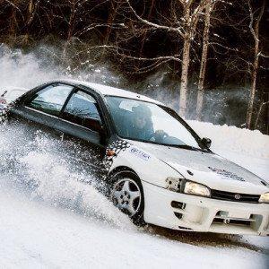 Corso di guida sicura e sportiva neve e ghiaccio - Trentino