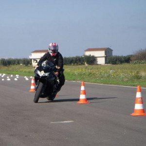 Corso di guida sicura per moto - Circuito S. Cecilia di Foggia