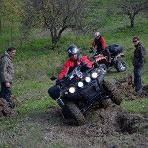 Corso di guida sicura per quad - Monferrato