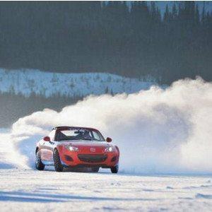 Corso di guida sicura su neve e ghiaccio - Torino