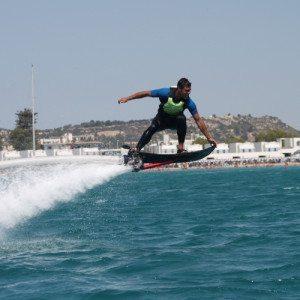 Corso di Hoverboard di 10 lezioni - Poetto / Chia, Cagliari