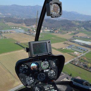 Corso di introduzione all'elicottero - Bergamo