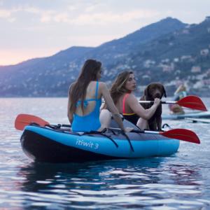 Corso di Kayak (6 lezioni) - Recco, Genova
