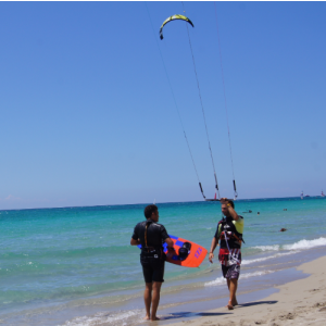 Corso di kitesurf in Salento, livello intermedio - Gallipoli, Puglia