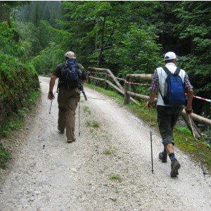 Corso di Nordic Walking - Trentino
