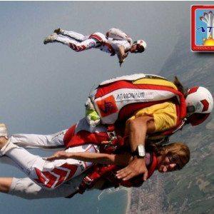 Corso di paracadutismo - Fermo