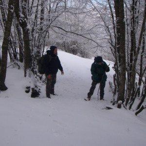 Corso di sopravvivenza sulla neve - L'Aquila