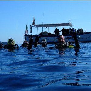 Corso di subacquea turistica - Torino