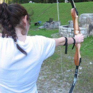 Corso di tiro con l'arco istintivo di gruppo  - Trentino